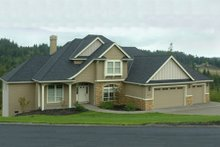 Home Plan - Craftsman Exterior - Other Elevation Plan #48-116