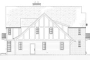 Tudor Style House Plan - 3 Beds 3.5 Baths 3331 Sq/Ft Plan #901-141 Exterior - Other Elevation