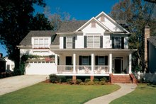 Home Plan - Country Exterior - Front Elevation Plan #927-633
