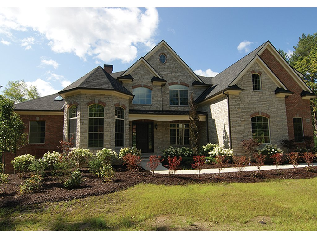 European style house plan 4 beds 3 5 baths 4678 sq ft for European style house plans