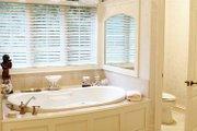 European Style House Plan - 4 Beds 5.5 Baths 5157 Sq/Ft Plan #928-65 Interior - Master Bathroom