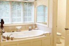 European Interior - Master Bathroom Plan #928-65