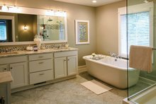 Craftsman Interior - Master Bathroom Plan #928-277