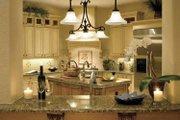 European Style House Plan - 4 Beds 4.5 Baths 5196 Sq/Ft Plan #930-361 Interior - Kitchen