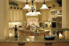 European Interior - Kitchen Plan #930-361