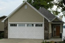 Dream House Plan - Craftsman Exterior - Front Elevation Plan #1064-7