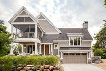 House Plan Design - Contemporary Exterior - Front Elevation Plan #928-274
