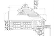 Country Exterior - Other Elevation Plan #929-416
