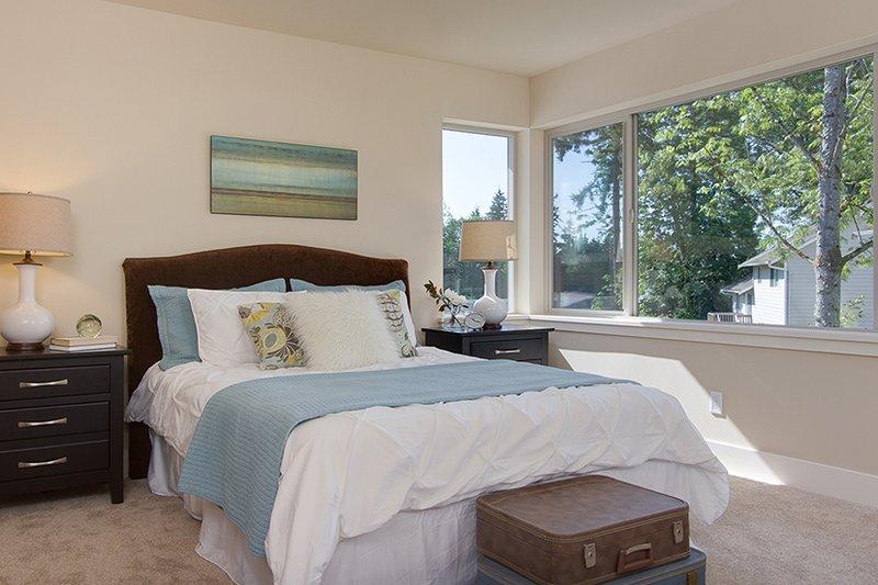 Contemporary Interior - Master Bedroom Plan #132-564 - Houseplans.com