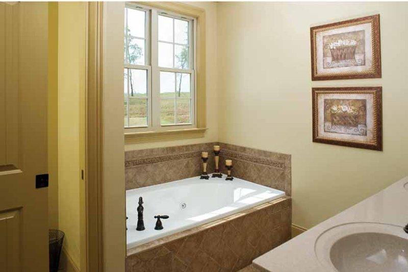 Country Interior - Master Bathroom Plan #929-634 - Houseplans.com