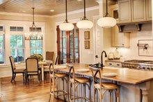 Dream House Plan - Country Interior - Kitchen Plan #928-320
