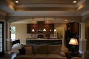 European Style House Plan - 3 Beds 3 Baths 2450 Sq/Ft Plan #534-1