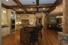 House Plan Design - Craftsman Interior - Kitchen Plan #54-362