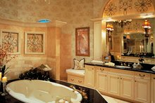 Mediterranean Interior - Bathroom Plan #930-107