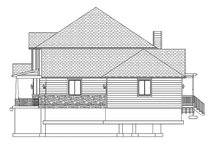 Traditional Exterior - Other Elevation Plan #1060-8