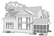 Home Plan - Traditional Photo Plan #70-1035