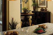 Dream House Plan - Tudor Interior - Kitchen Plan #929-613