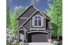 House Plan Design - Craftsman Exterior - Front Elevation Plan #509-174