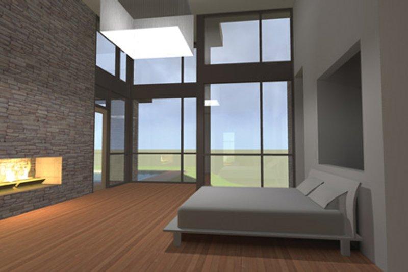 Contemporary Interior - Master Bedroom Plan #64-324 - Houseplans.com