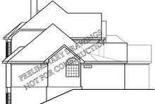 Home Plan - Country Exterior - Other Elevation Plan #927-890