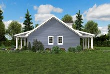 Dream House Plan - Cottage Exterior - Other Elevation Plan #48-951