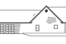 Architectural House Design - Victorian Exterior - Other Elevation Plan #1047-27