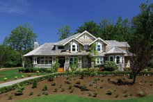 Home Plan - Craftsman Exterior - Front Elevation Plan #132-241