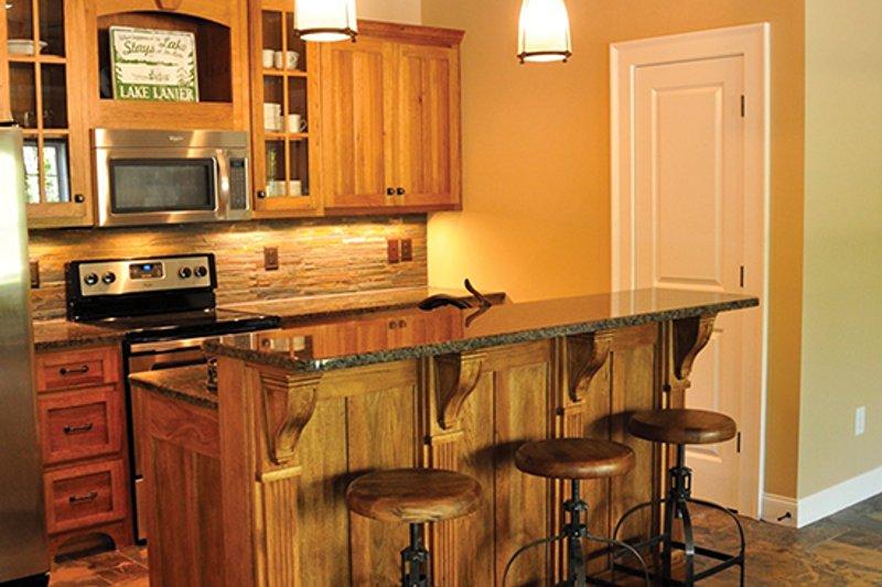 Craftsman Interior - Kitchen Plan #437-69 - Houseplans.com