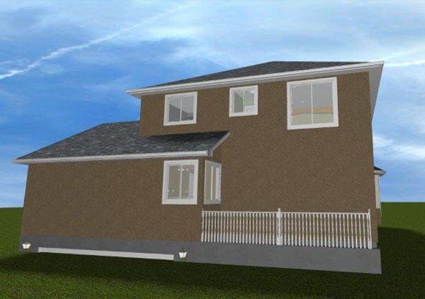 Home Plan - Traditional Floor Plan - Other Floor Plan #1060-19