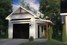 Dream House Plan - Farmhouse Exterior - Front Elevation Plan #23-2749