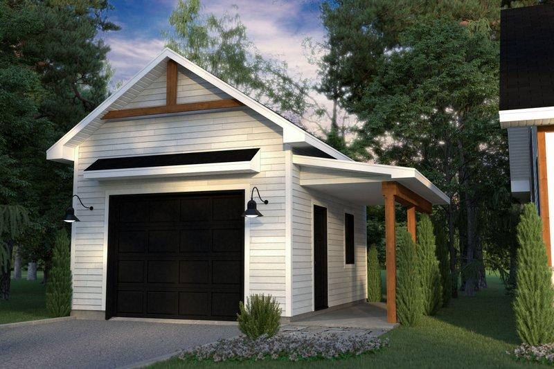 Farmhouse Style House Plan - 0 Beds 0 Baths 320 Sq/Ft Plan #23-2749