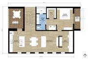 Farmhouse Style House Plan - 2 Beds 2 Baths 1517 Sq/Ft Plan #933-10 Floor Plan - Main Floor
