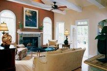 House Plan Design - Country Interior - Family Room Plan #927-116