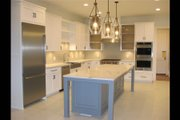 Contemporary Style House Plan - 5 Beds 6.5 Baths 5576 Sq/Ft Plan #1054-32 Interior - Kitchen