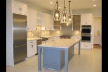 Dream House Plan - Contemporary Interior - Kitchen Plan #1054-32