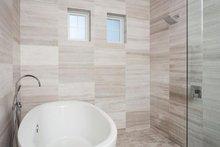 Dream House Plan - Contemporary Interior - Master Bathroom Plan #1058-180