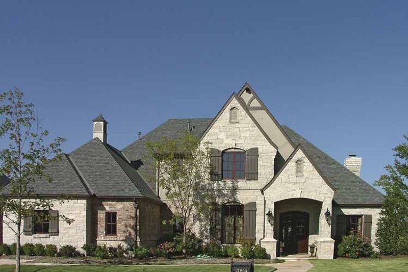 Home Plan - Craftsman Exterior - Front Elevation Plan #310-1153