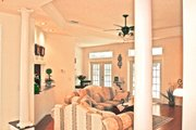 Country Style House Plan - 3 Beds 2 Baths 1800 Sq/Ft Plan #456-1 Photo