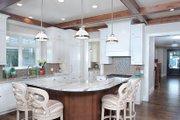 Craftsman Style House Plan - 2 Beds 2.5 Baths 2851 Sq/Ft Plan #928-282 Interior - Kitchen