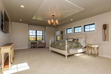 House Plan Design - Country Interior - Master Bedroom Plan #70-1488