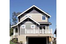 Craftsman Floor Plan - Other Floor Plan Plan #895-67