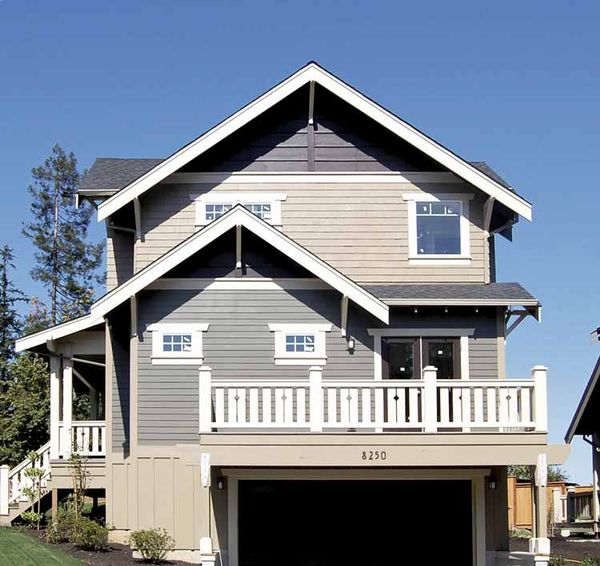 House Plan Design - Craftsman Floor Plan - Other Floor Plan #895-67