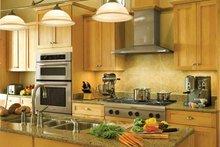 Craftsman Interior - Kitchen Plan #930-356