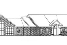 Dream House Plan - Traditional Exterior - Front Elevation Plan #117-831