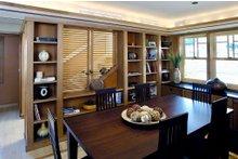 Prairie Interior - Dining Room Plan #454-6