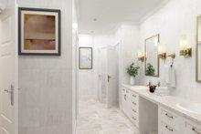Dream House Plan - Farmhouse Interior - Master Bathroom Plan #45-584