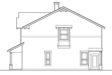 Architectural House Design - Country Exterior - Other Elevation Plan #472-370