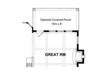 Colonial Floor Plan - Other Floor Plan Plan #316-279
