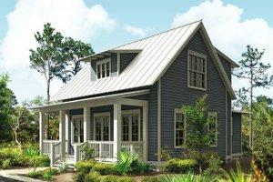 Cottage Plan 443-11 front elevation