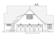 Home Plan - European Exterior - Other Elevation Plan #901-93